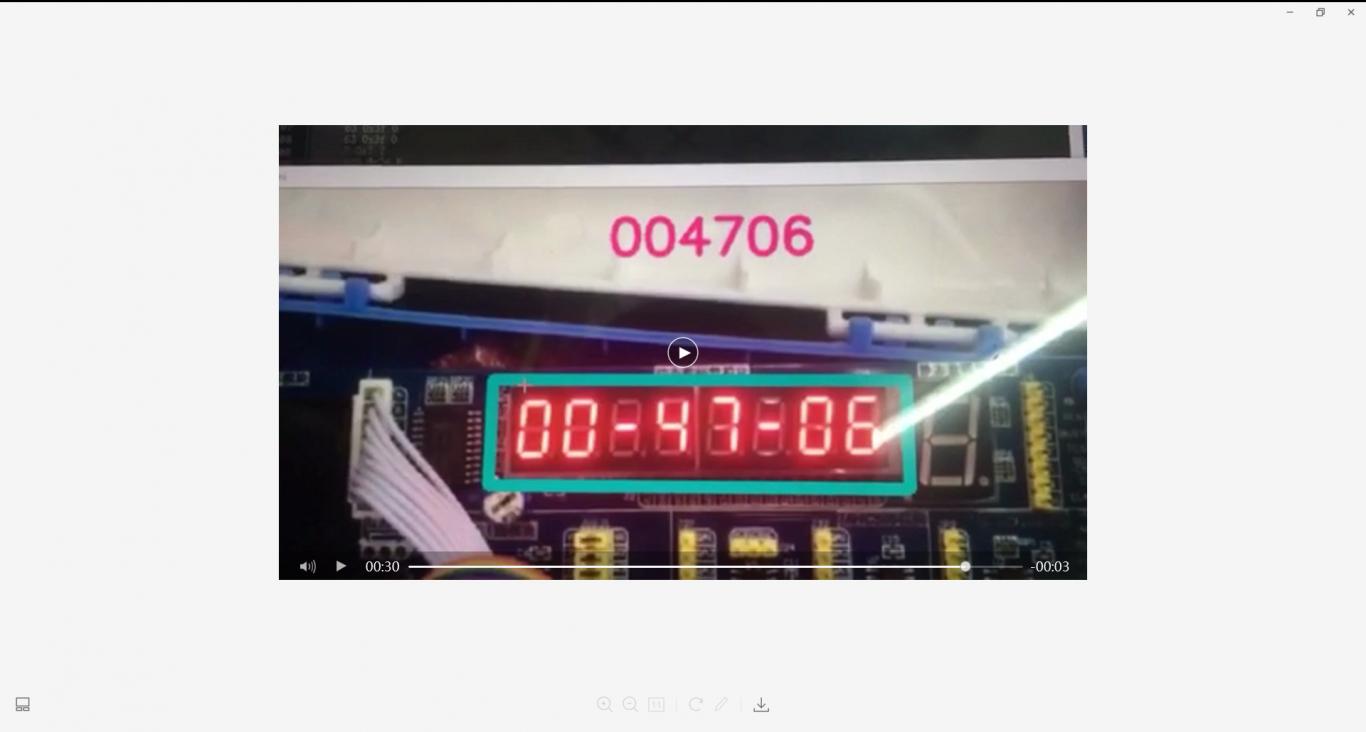 图像识别仪表设备数字识别