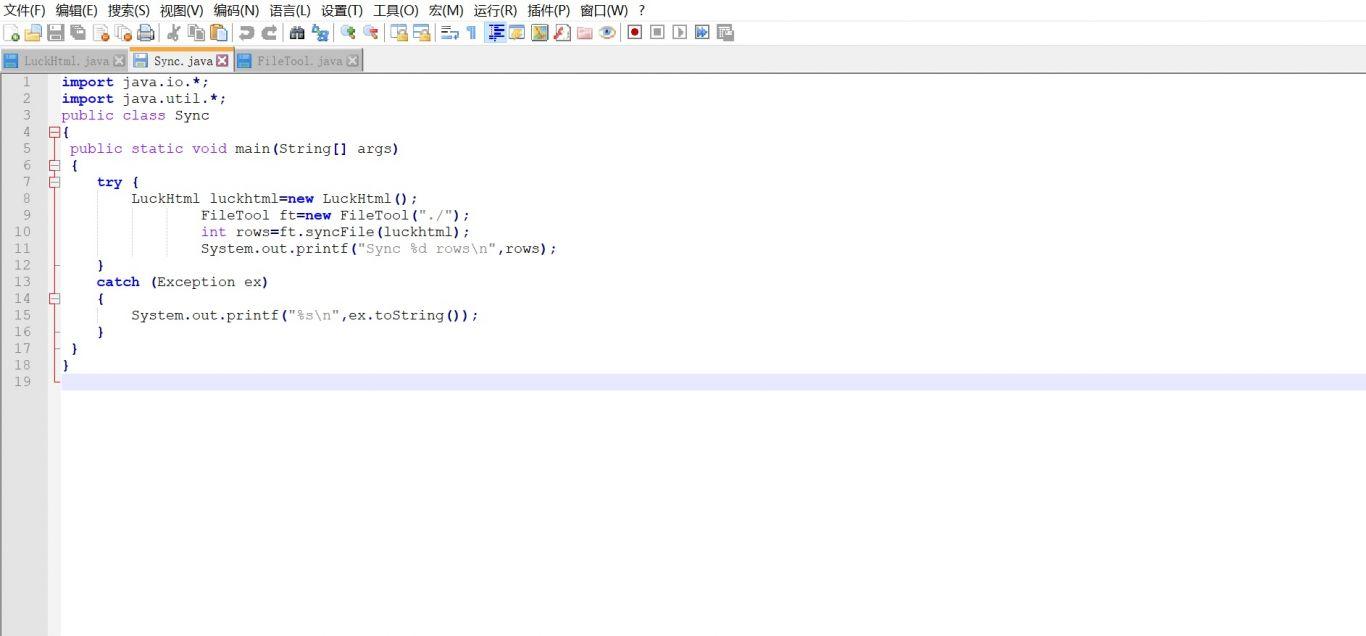 提取网页数据的Java程序