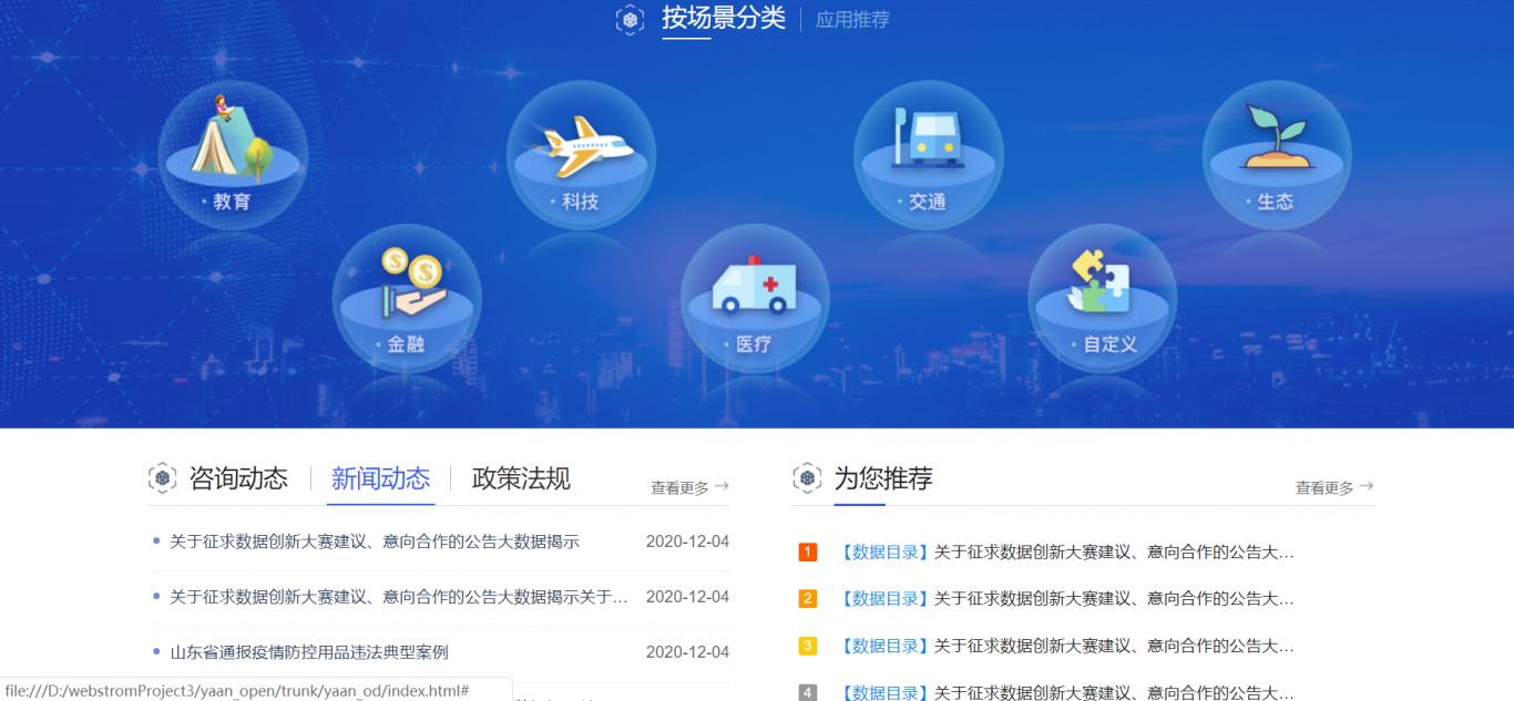 web网站开发