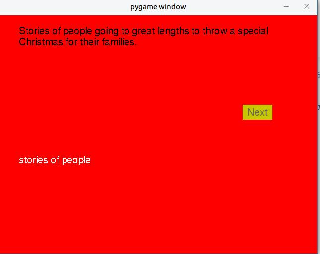 使用pygame编写打字评分程序