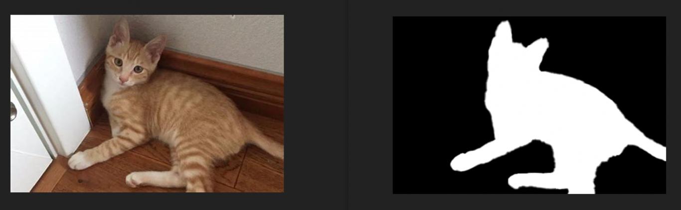 基于非特定类别的图像前景主体分割算法
